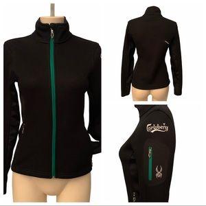 🎉FREE SHIP! Spyder Core Fleece Sweater Jacket